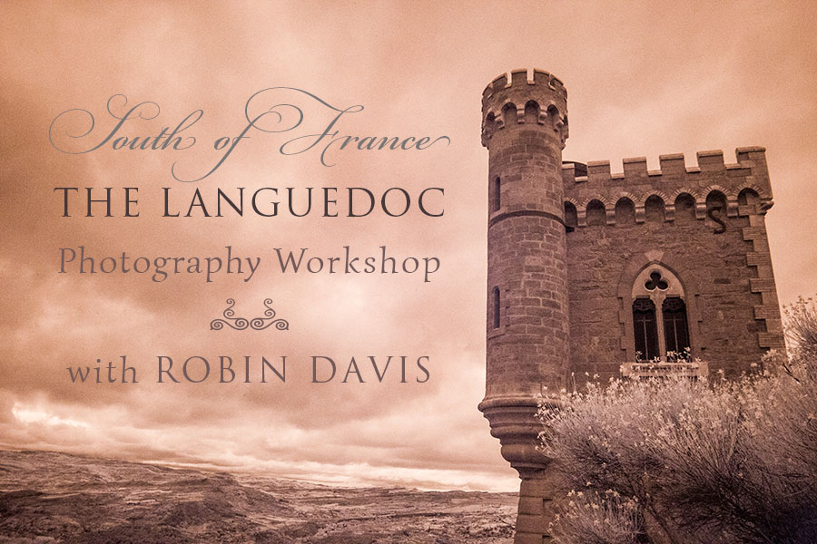 South of France Languedoc Photography Workshop with Robin Davis