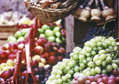 Cortona Italy Market by Eva Fernandez