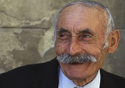 Moustache Man - Cortona, Italy