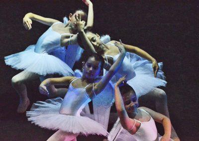 Performance at Theatre Signorelli by Ashok Mahindra, Cortona, Italy