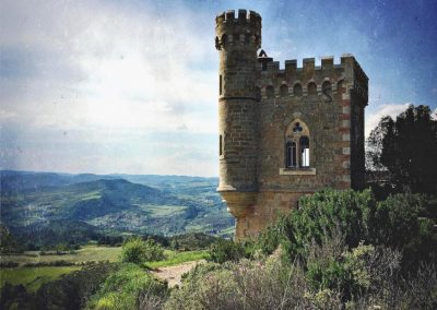 Sauniere's Mystery Castle