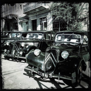 Old Cars Languedoc Pezenas France Photo Photography Workshop
